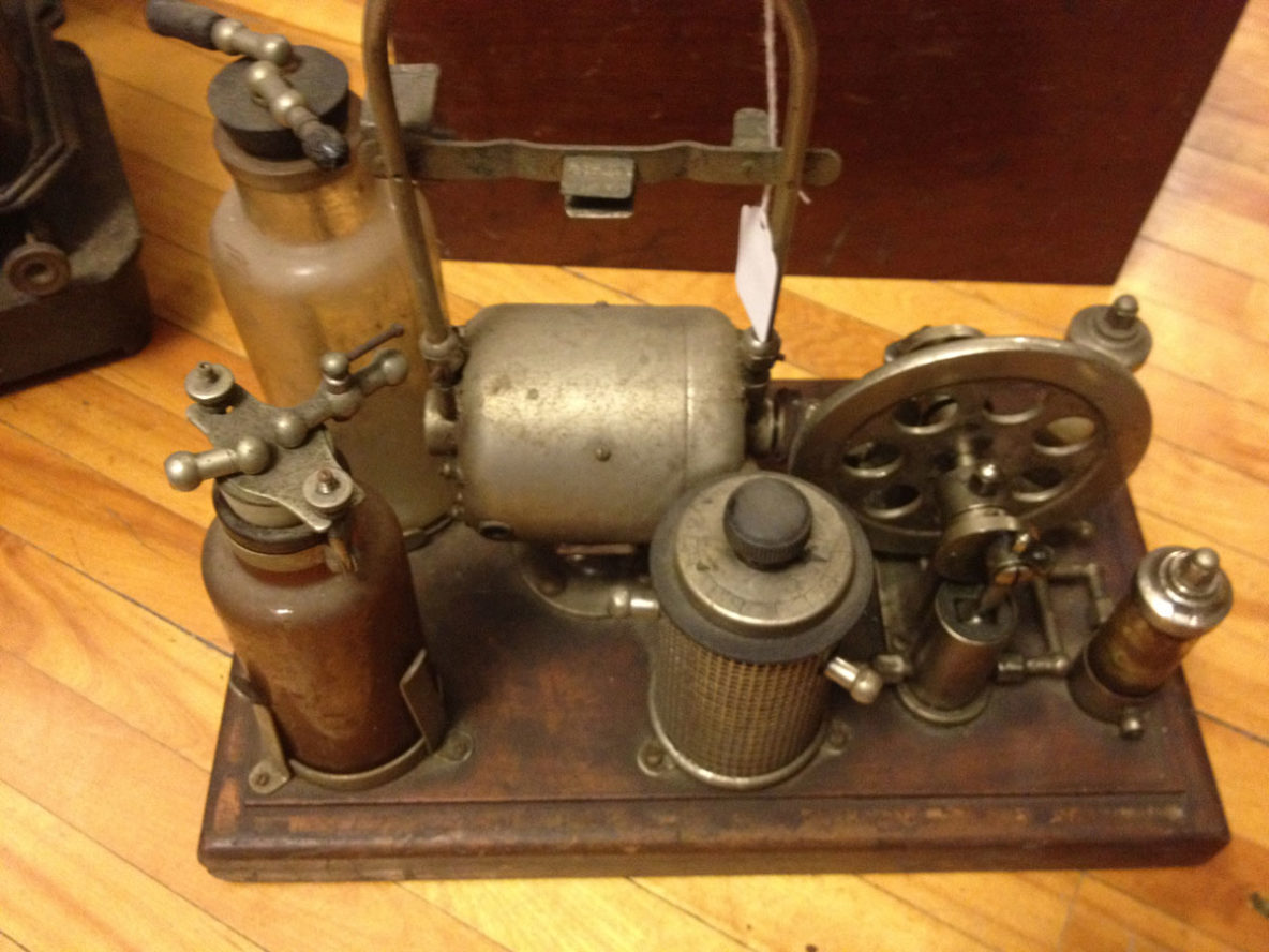 19th Century Embalming Machine