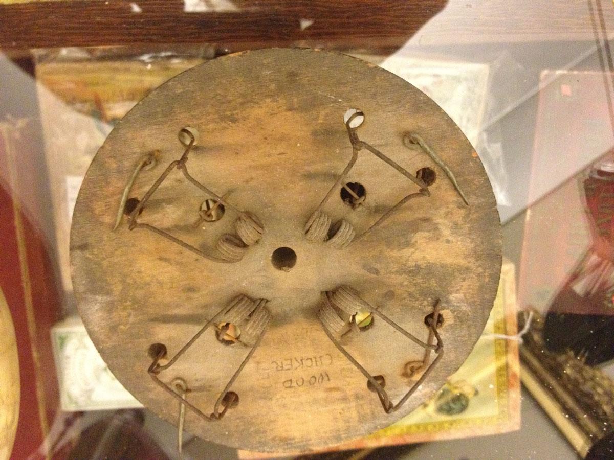 Antique Mouse Trap