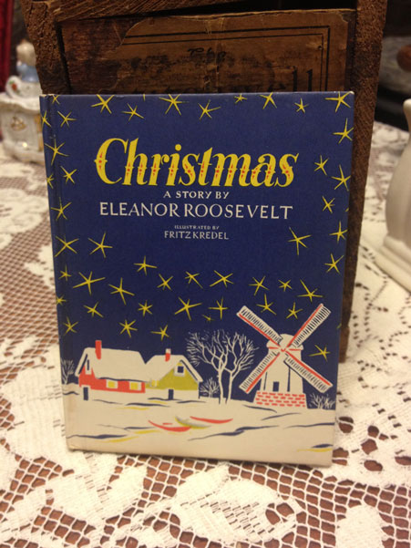 Christmas – Eleanor Roosevelt (first edition)