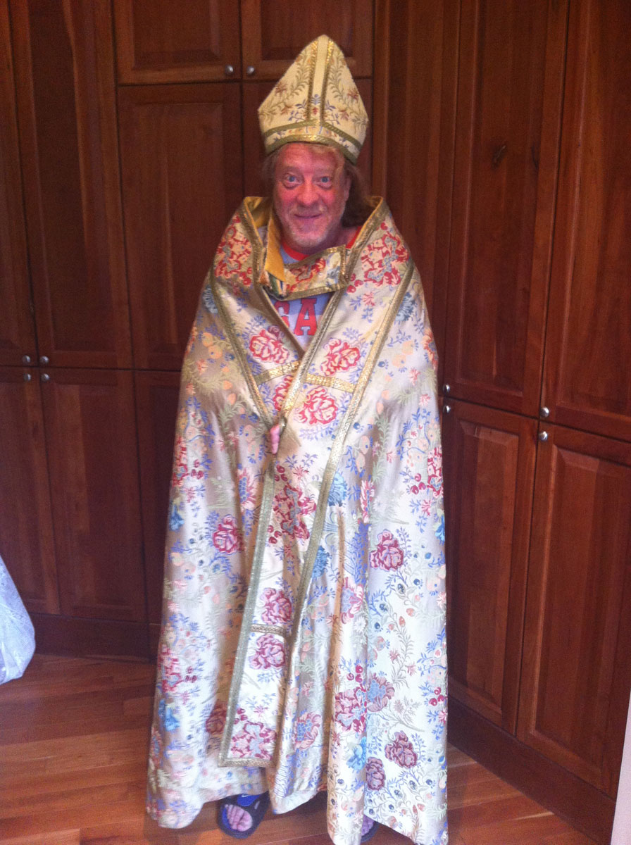 Bishop Robe – Stunningly Beautiful