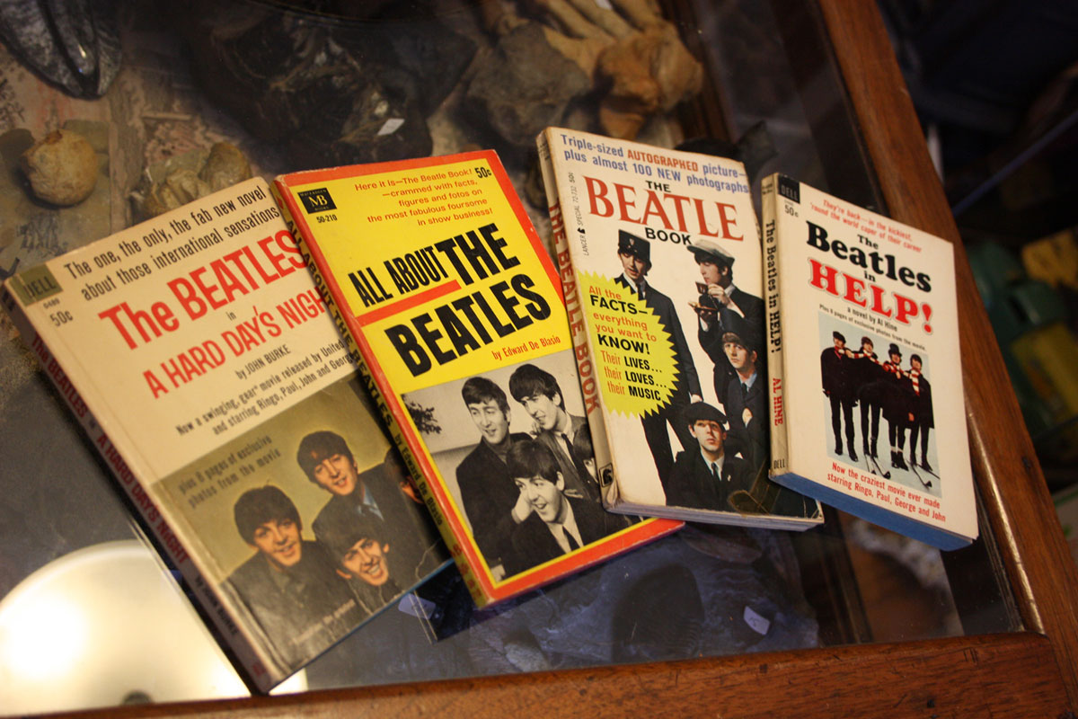Collectible Beatles Paperbacks