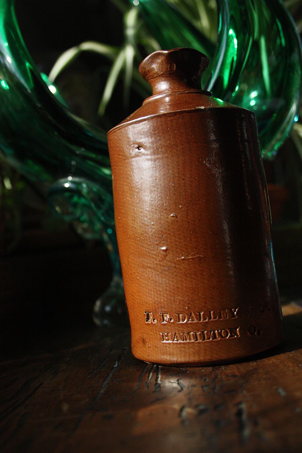 F.F. Dalley Jug