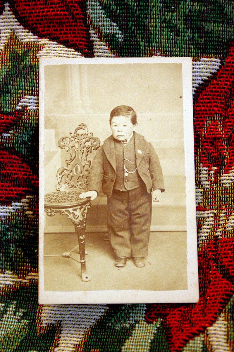 Little Person, Donald McKichan