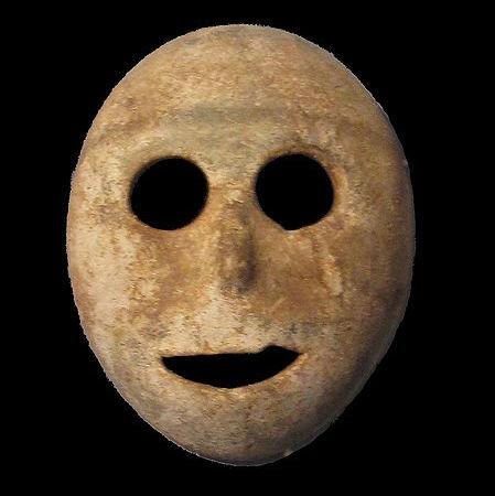 7000 BC Mask
