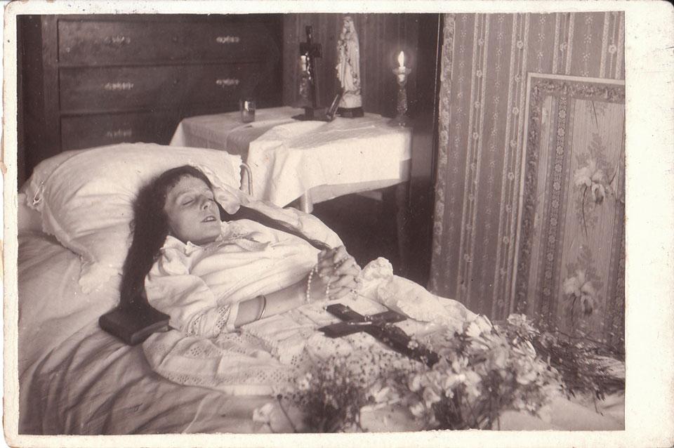 Funerals in the 1800s