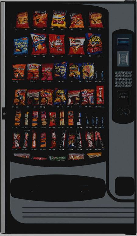 Vending Machine Kill