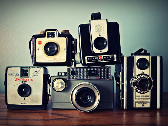 Start Your Vintage Camera Collection