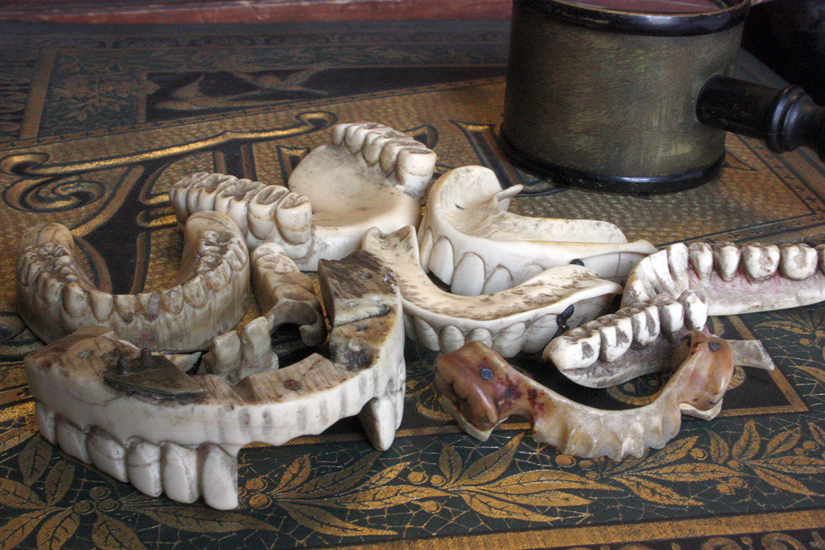 Our Ivory Dentures