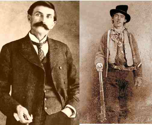 Unsolved Mystery – Pat Garrett and Billy The Kid