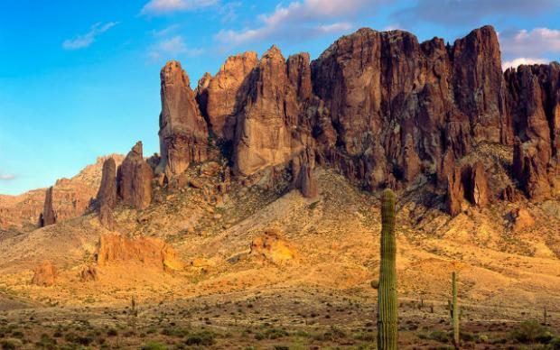 Unsolved Mystery – Lost Dutchman's Gold Mine