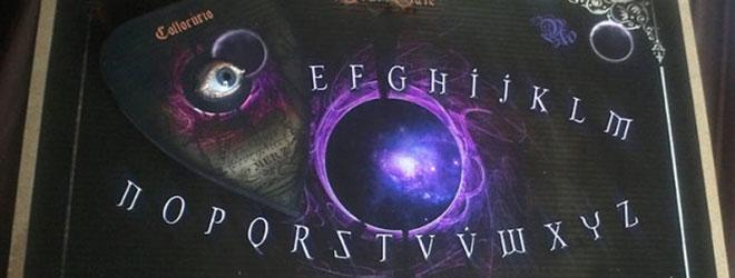Soul Gate Ouija Boards IndieGogo